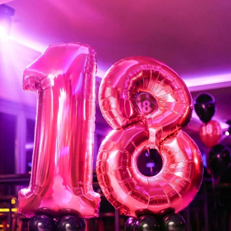 18th Birthday Party Venue